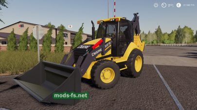 Backhoe Loaders 310sk Deere для FS 2019
