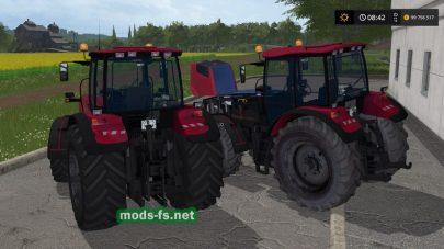 Мод трактора Беларус-2822.ДЦ1