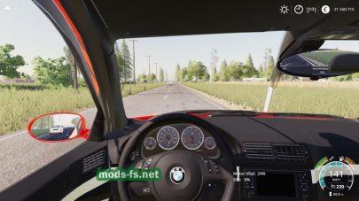 Мод на BMW 530D