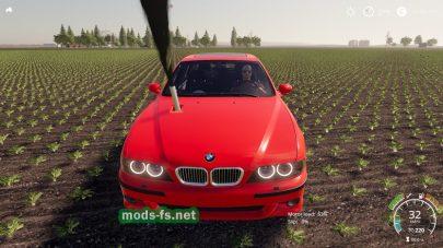 BMW 530D mod