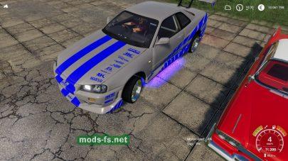 Модификация на пак спортивных автомобилей