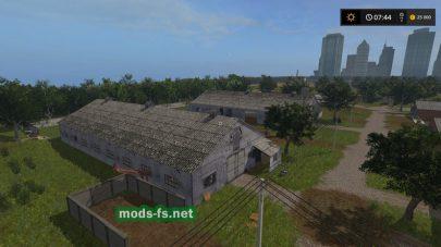 Ферма на карте «Полевое»