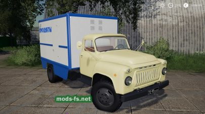 Скриншот мода ГАЗ-53