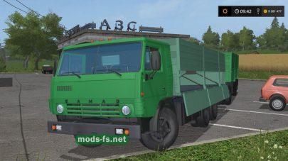 kamaz-53212 mod