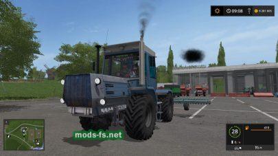 ХТЗ-17021 для Farming Simulator 2017