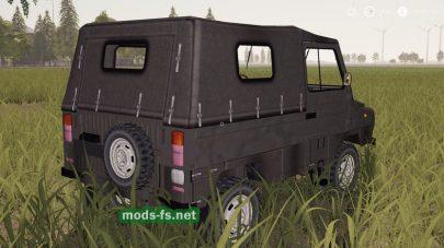 Мод на ЛуАЗ 969М