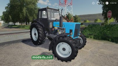 МТЗ-82 для Farming Simulator 2019