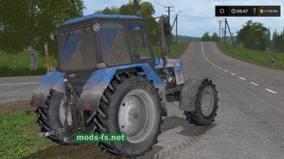 МТЗ-1221 для игры Farming Simulator 2017