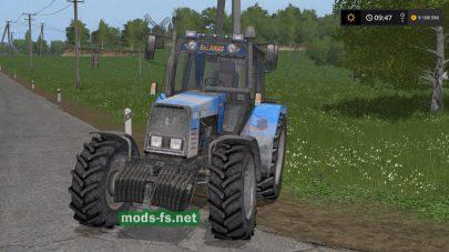 МТЗ-1221 для FS 17