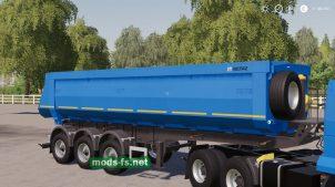 НефАЗ-9509 для FS 19