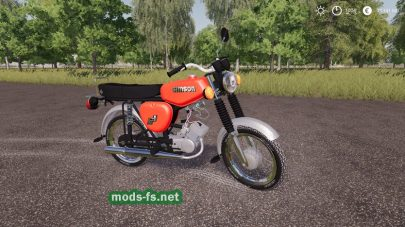 SimsonS51 mod