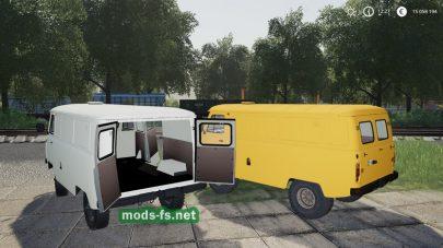 uaz-3741 mod