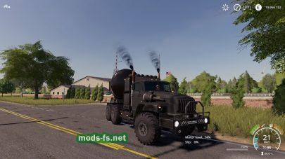 ural-4320 mod