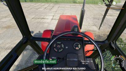 Беларус 820 для FS 2019