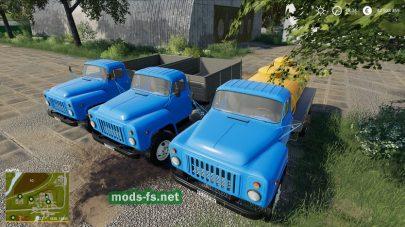 ГАЗ 52/53 для FS 2019