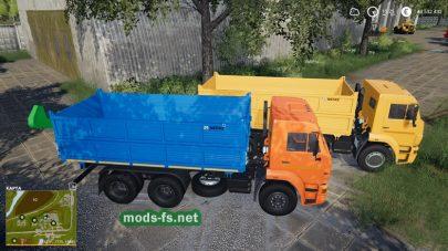 kamaz 45143 FS 17