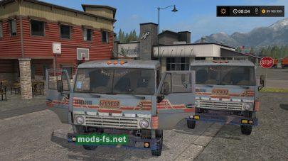 kamaz-5410 mod
