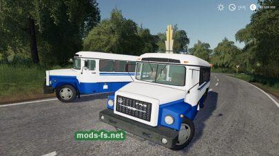 КАВЗ-3976 для FS 19