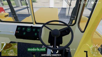 kirovets k-710