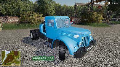 MAZ-200 mod