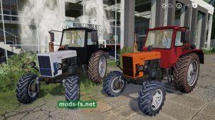 МТЗ-82Export для FS 19