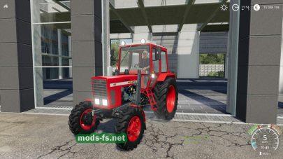 MTZ-82 UK
