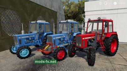 Мод на тюнинг трактора MTZ-82