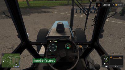 МТЗ-1221 для Farming Simulator 2017