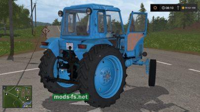 Старый МТЗ 80 в FS 17