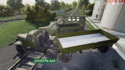 ЗИЛ-157КД для FS 19