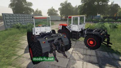 Трактор Skoda ST 180 в FS 19