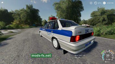 ВАЗ-2115 Police