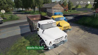 ЗИЛ-130 для игры FS 2019