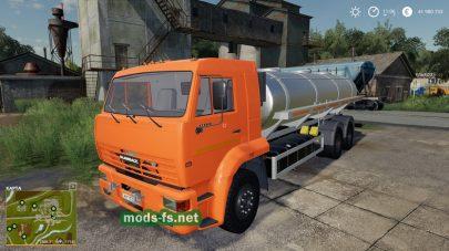 КамАЗ-65117 FS 19