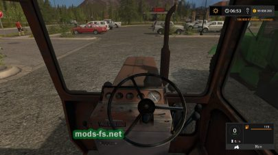 МТЗ 80 для Farming Simulator 2017