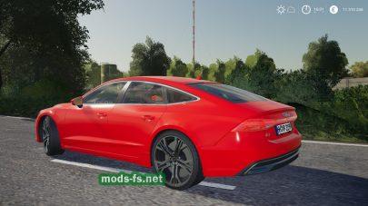 Audi A7 FS 19