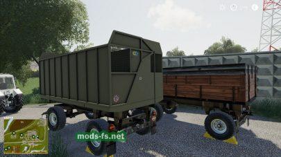 BSS P93SH JZD Spalov Nastavby для FS 2019