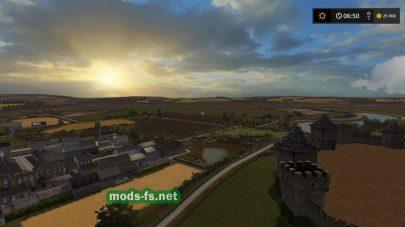 Project Map Rohan Version для FS 17