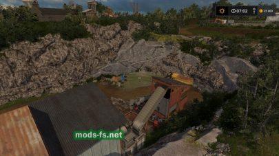 Скриншот мода Map Rohan