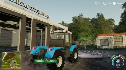 ХТЗ-17221 для Farming Simulator 2019