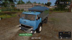 maz 500 FS 17