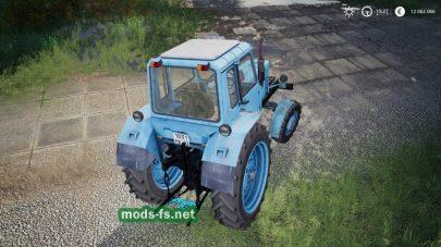 Мод на MTZ-80