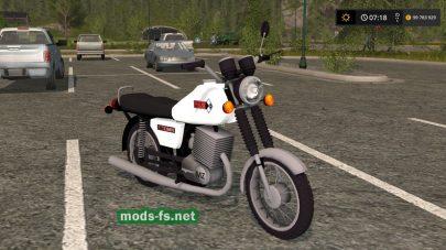 MZ ETZ 250 для FS 17