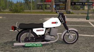MZ ETZ 250 mod