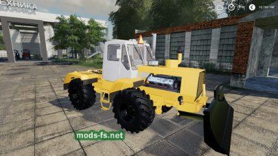 xtz t-150 FS 19