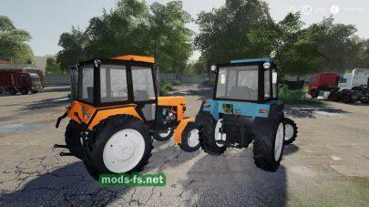 umz-8240 mod