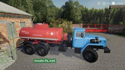 УРАЛ-4320-60 для FS 19