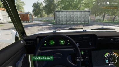 ВАЗ-2107 –Alterationдля Farming Simulator 2019