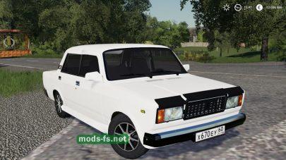 Мод на ВАЗ-2107