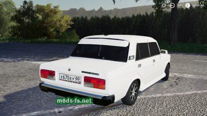 vaz-2107 FS 2019